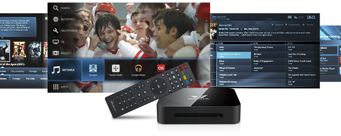 TV Boxes